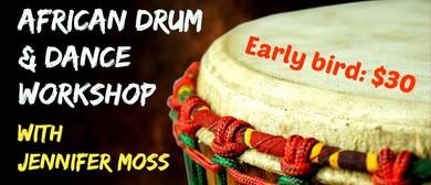 African Drum & Dance Workshop