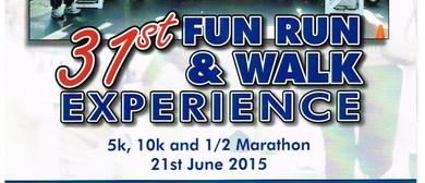 Te Awamutu 5k, 10k & Half Marathon