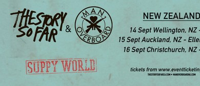 The Story So Far & Man Overboard