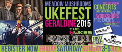 Geraldine Ukefest Workshop  -  Crash Course