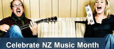 St Ignatius Kapa Haka Group - NZ Music Month