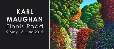 Karl Maughan: Finnis Road (2015)