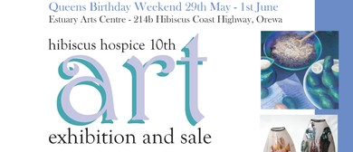 Hibiscus Hospice Art Exhibition and Sale 2015