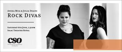 CSO: Rock Divas: Anika Moa & Julia Deans