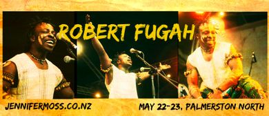Robert Fugah: African Drum & Dance