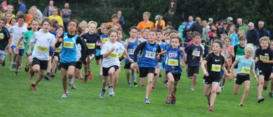 Kids Cross Country Series - Event 2