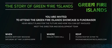 The Story of Green Fire Islands.