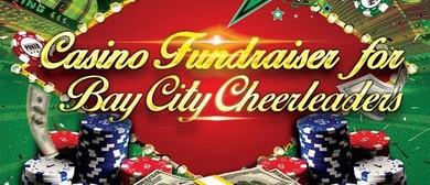 Bay City Cheerleaders Casino Fundraising Evening
