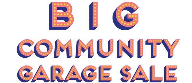 big community garage sale for miramar community creche wellington region stuff events. Black Bedroom Furniture Sets. Home Design Ideas