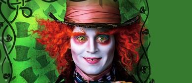 Alice in Wonderland Boulevard Day