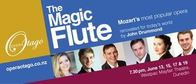 Opera Otago presents Mozart's 'The Magic Flute'