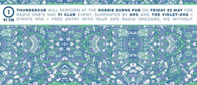 The 91 Club presents: Thundercub, OPC, & The Violet-Ohs