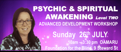 Psychic Workshop Advanced - Jade Kyles Psychic