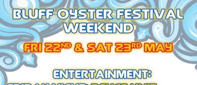 Bluff Oyster Festival - Neil Chilton