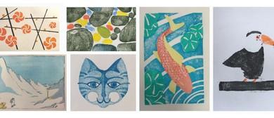 Mokuhanga Traditional Japanese Printmaking Weekend Workshop