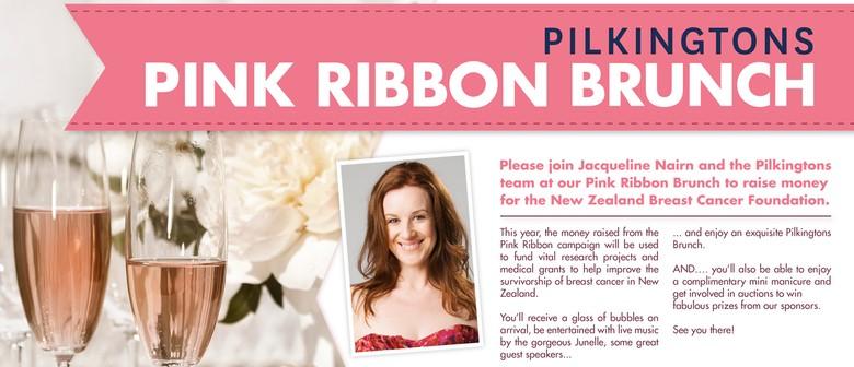 Pilkingtons Pink Ribbon Brunch