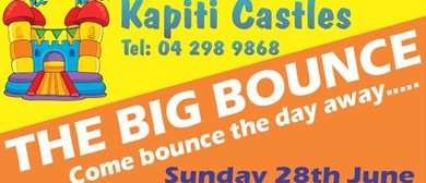 Kapiti Castles presents 'The Big Bounce'