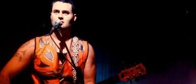 """Performance by Matiu """"The Hook"""" Te Huki"""