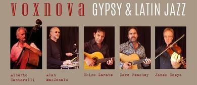 Voxnova Gypsy & Latin Jazz