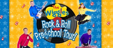 The Wiggles Rock & Roll Preschool Tour!