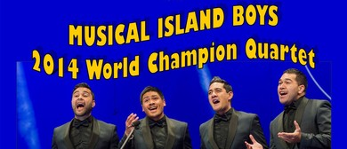 Manawatunes 'On Top of the World' Show - Musical Island Boys