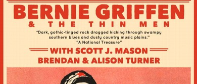 Bernie Griffen & The Thin Men  Band