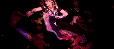 Middle Eastern Music and Dance Night Fundraiser for Syria.