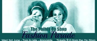 The Focus Paihia Op Shop Fashion Parade