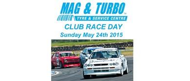 Canterbury Car Club - Club Race Day