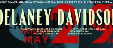 Gustavs Presents Delaney Davidson