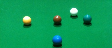 NZBSA - North Island Snooker Championships