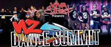 Viva Street Dance Summit 2015