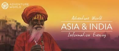 Asia & India Information Evening