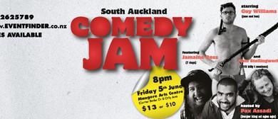 South Auckland Comedy Jam