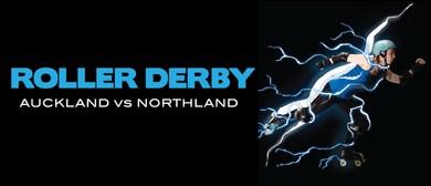 Auckland Roller Derby vs Northland Nightmares Roller Derby