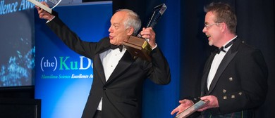 The Kudos - Hamilton Science Excellence Awards