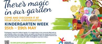 Discover Your Local Kindergarten Week