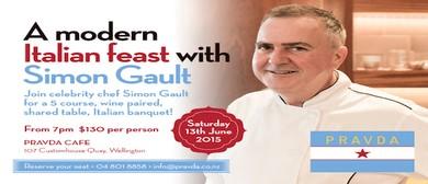 A Modern Italian Feast with Simon Gault