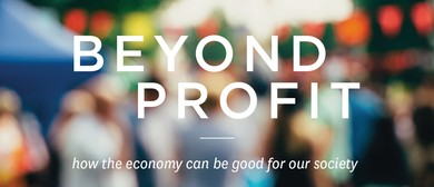 Beyond Profit - with Hon Bill English