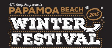 Papamoa Beach Winter Festival 2015
