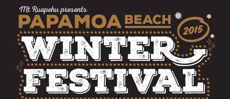 Papamoa Beach Winter Festival 2015