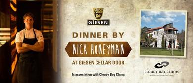 Giesen Cellar Door Dinner by Nick Honeyman