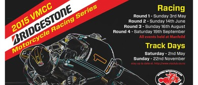 Victoria Motorcycle Club 2015 Race Series