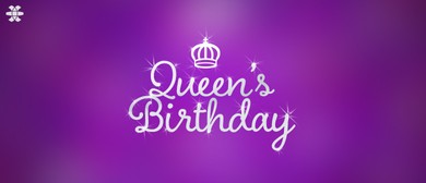 Queen's Birthday Celebration