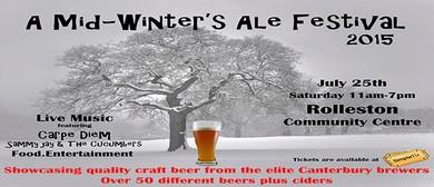 A Mid-winter's Ale Festival