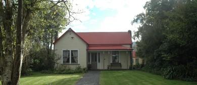 Golder Cottage, Historic Place & Museum