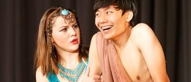 SGCNZ National UOSW Shakespeare Festival