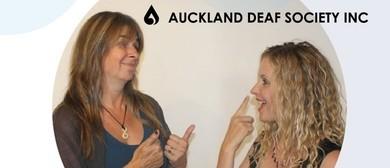 New Zealand Sign Language - Beginners 1