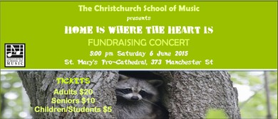 Home is Where the Heart Is - CSM Fundraising Concert