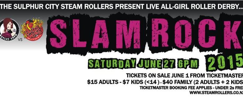 Sulphur City Steam Rollers - Slam Rock